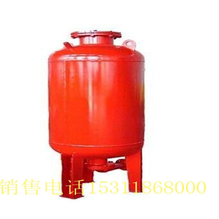 海拉尔区1立方压力罐定压罐厂家电话