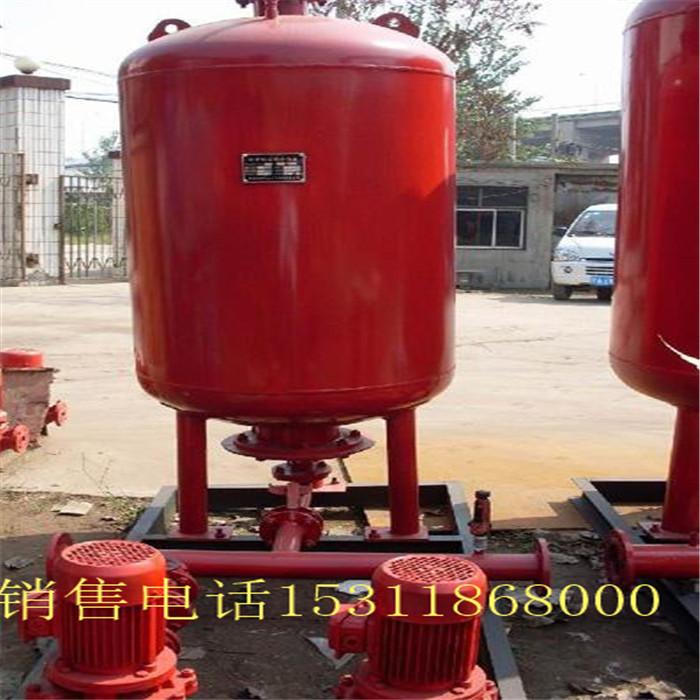 运河区消防隔膜压力罐定压罐厂家