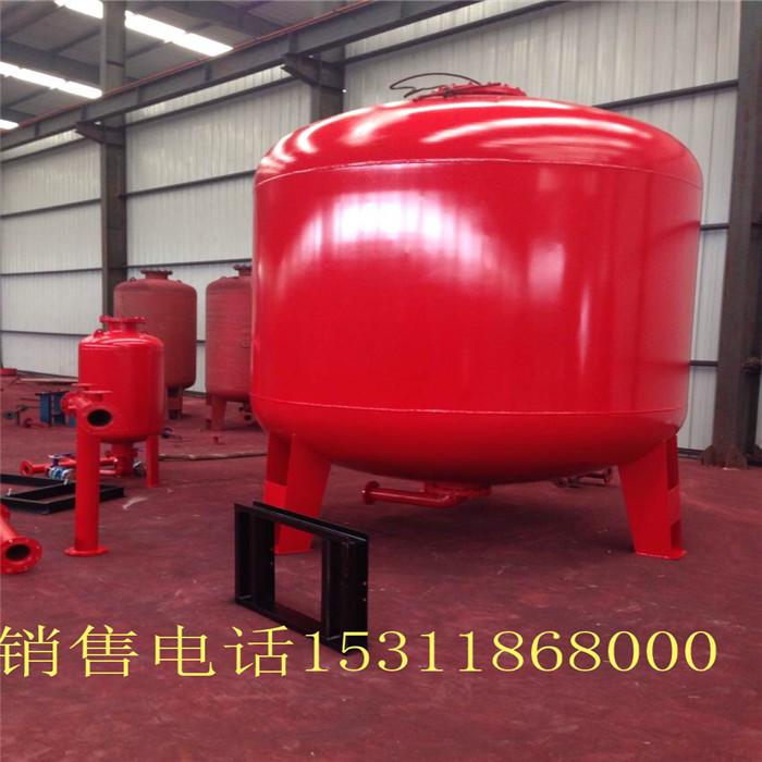 涿州大型隔膜式压力罐50升膨胀罐批发零售