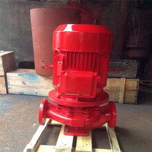 青縣室外消火栓泵XBD5.0/20消防泵加工定制圖片