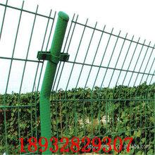 河北安平聚光防护围栏网厂定制双边丝铁丝围栏网高速公路护栏网