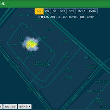 owl-smart网格化环境监测系统自动报警远程查看数据自动呈现设备监管