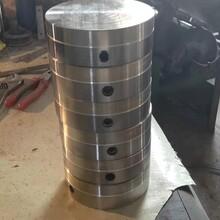圓形永磁吸盤強力細目磁盤磨床車床線切割精密磁盤圖片