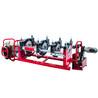 热熔焊机pe管热熔机液压半自动工程管道焊机