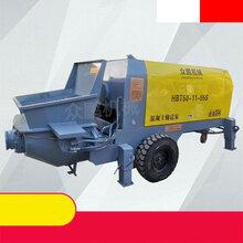 眾鵬50型混凝土輸送泵細石砂漿灌漿機高層建筑用泵