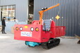 廠家直銷小型自卸式搬運車履帶運輸翻斗車果園用履帶搬運車