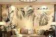 室内背景墙面彩绘机多功能瓷砖喷图机