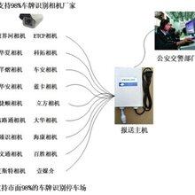 智慧停车管理系统互联网信息采集报送系统