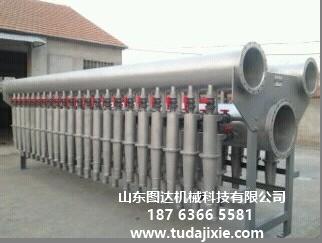 ZSC高效低浓重质除渣器