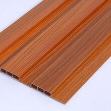 长治生态木长城�板批发价格图片