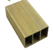 泰安生态木方通生产厂家图片