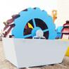 洗沙一体机轮式洗砂机质量好价格实惠