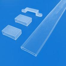 厂家直销3528LED灯条硅胶套管8mm灌胶防水套管硅胶灯条套管图片