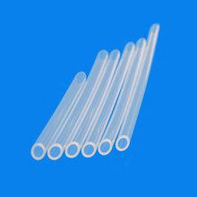 厂家直销透明食品级硅胶管硅胶吸管导管输水管图片