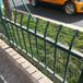 鋅鋼草坪護欄花壇護欄園林綠化帶草坪護欄工廠草坪圍欄