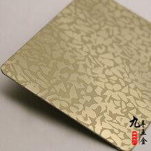 廣州湛江304不銹鋼鈦金蝕刻加工,金屬裝飾條,不銹鋼蝕刻廠家鈦金板價格