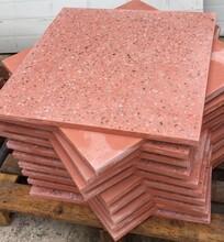 從事水磨石預制板服務至上,水磨石磚圖片