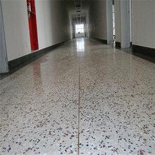预制板成品无机水磨石砖生产厂家规格600/800/1200战石牌图片