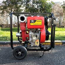 2.5寸柴油机高压消防泵HS25FP翰丝动力