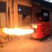 江苏烘干设备锅炉改造生物质燃烧机