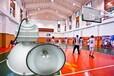 篮球馆照明用什么灯?一个室内篮球场地用多少盏灯?铭泰节能照明灯具哪种好?