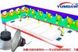 篮球场地里面放羽毛球用什么灯,综合型的球馆照明设计,体育场专用灯