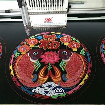 高速绣花机云南贵州地区销售