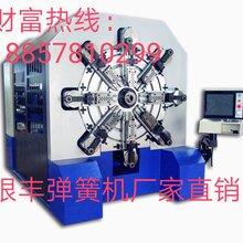 浙江数控弹簧机厂家直销无凸轮弹簧机价格图片