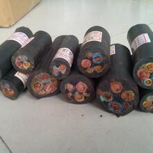 湛河電纜回收-湛河(銅芯)電纜回收探底回升圖片