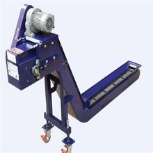 雙灤永磁排屑機雙灤排屑機磁性排屑器刮板式排屑器廠家圖片