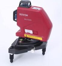度維dovoh12線激光水平儀貼墻儀DLL3-360S紅光款貼墻磚抹灰打點打線專用儀器圖片