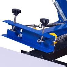 手动丝印机四色一位丝印机苏州帝地生产厂家图片