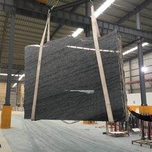 广西伯爵灰天然大理石板材可用于加工大理石桌面板图片