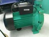 威樂水泵威樂增壓威樂泵循環泵離心泵PUN-600EH/601EH