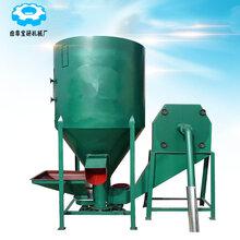 宝研自吸式搅拌机,重庆生产饲料粉碎搅拌机设计合理图片