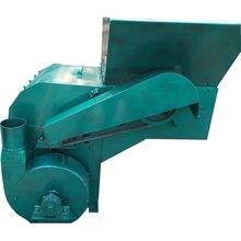 自动进料秸秆粉碎机粗细可调秸秆粉糠机图片