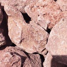 恒州矿业批发红火山石优质火山石货源充足型号齐全图片