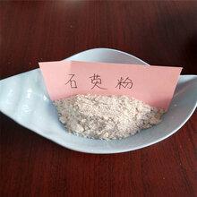 恒州矿业石英粉1250目高白硅微粉价格公道图片