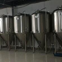青島鮮啤生產設備多少錢,原漿啤酒設備價格,自釀啤酒設備廠家圖片
