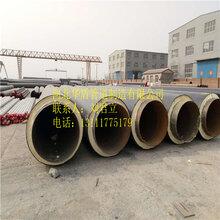 直埋聚氨酯保温管/直埋钢套钢保温管/直埋聚氨酯保温管厂家/直埋钢套钢保温管价格
