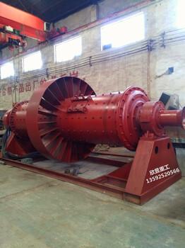节能球磨机大型选矿球磨机设备