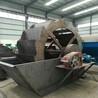 鄭州輪式洗砂機