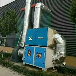 廠家直銷汽車烤漆房環保噴烤漆房廢氣處理設備立式光氧一體機圖片1