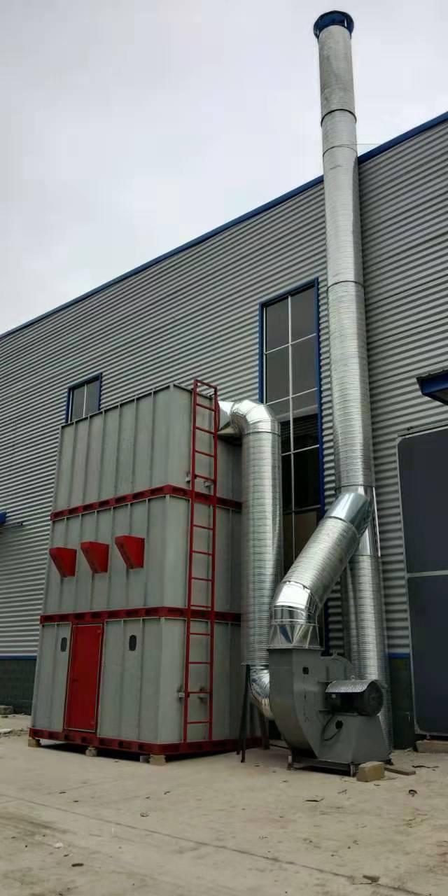 中央除尘系统无尘车间脉冲除尘器碳钢除尘器厂家定制除尘器