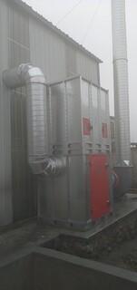 中央除尘系统无尘车间脉冲除尘器碳钢除尘器厂家定制除尘器图片4