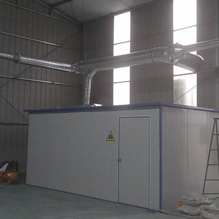 中央除尘系统无尘车间脉冲除尘器碳钢除尘器厂家定制除尘器图片5