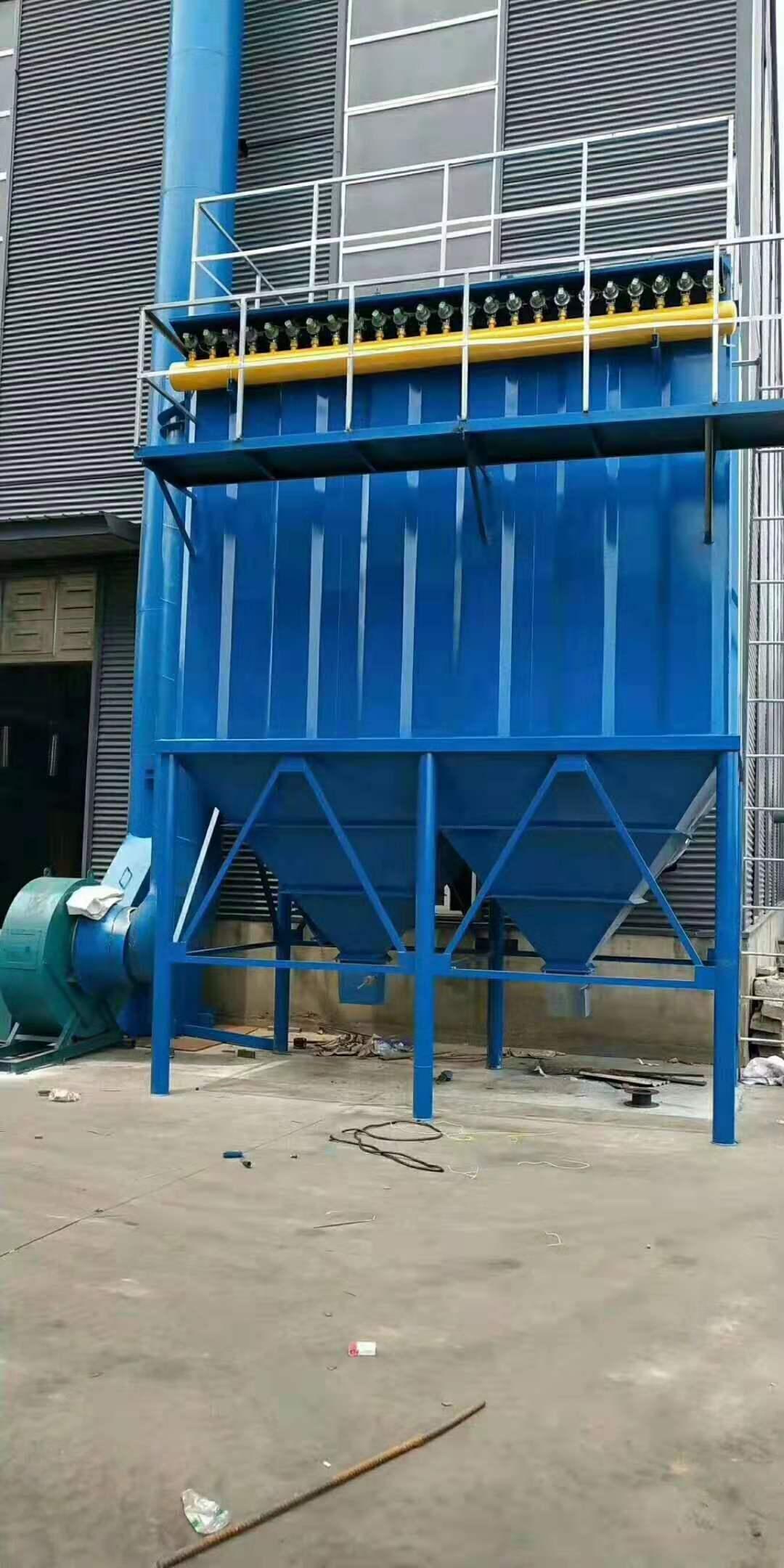 厂家直销除尘器中央除尘系统木工除尘器脉冲除尘器碳钢除尘器环保设备加工