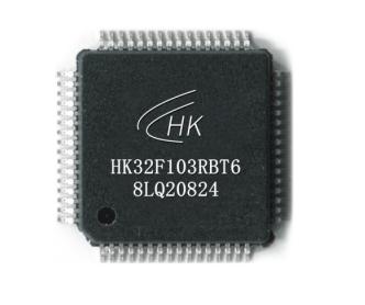 HK32F103RET6,航顺芯片代理商,原装现货