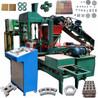 全自动水泥砖机批发3-15石粉沙子标砖机混凝土空心砖机厂家