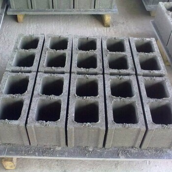 河南免燒磚機廠家小型砌塊磚機生產橢圓孔空心磚機